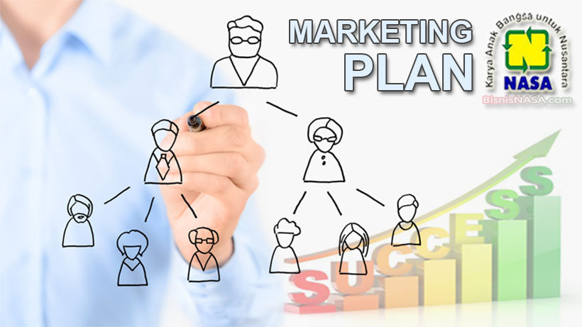 Marketing Plan Nasa - Bisnis Natural Nusantara